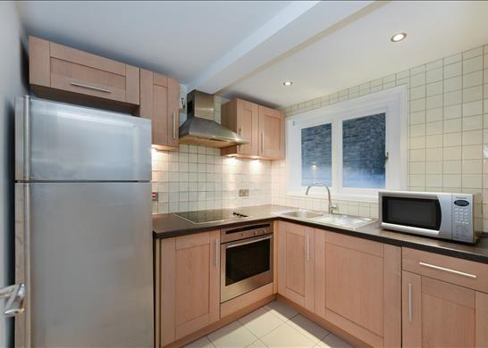 Kitchen of Queen's Gate Place, South Kensington, London SW7