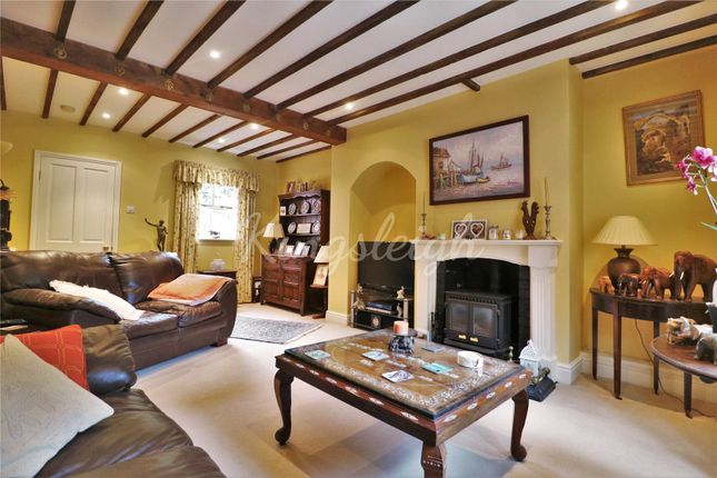 Thumbnail Semi-detached house for sale in Woodgates Road, East Bergholt, Colchester, Suffolk