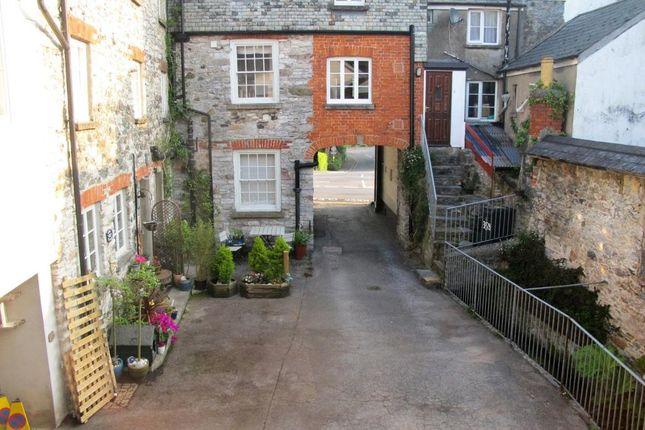 Thumbnail Maisonette for sale in Chapel Street, Buckfastleigh, Devon