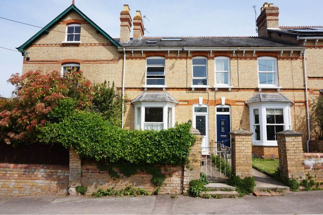 Thumbnail Terraced house for sale in Holway Hill, Taunton