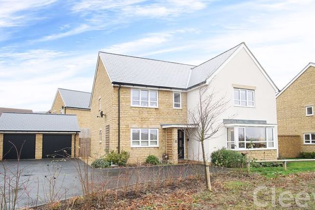 Detached house for sale in Merryweather Close, Bishops Cleeve, Cheltenham