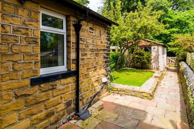 Garden of South Parade, Pudsey LS28