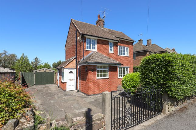 Thumbnail Detached house for sale in Miriam Avenue, Somersall, Chesterfield