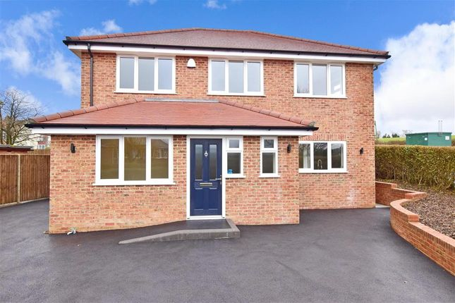 Thumbnail Detached house for sale in Highland Road, Chartham, Canterbury, Kent