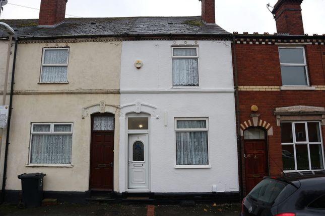 Terraced house in  Edward Street  Dudley  Birmingham