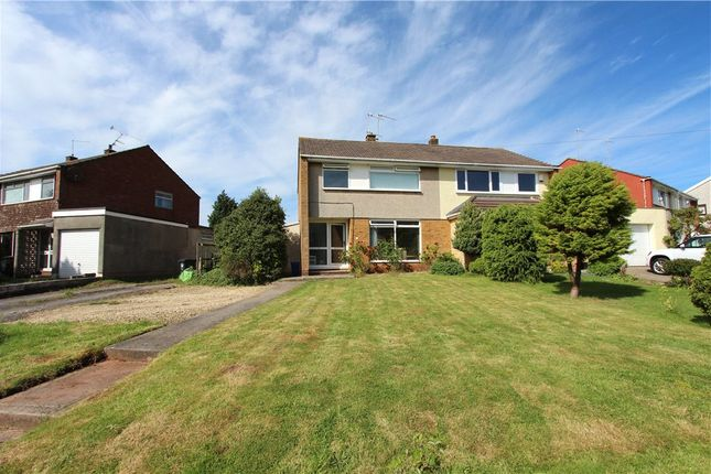 Thumbnail Semi-detached house for sale in Long Ashton, North Somerset