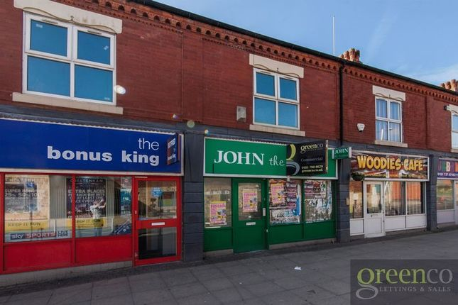Thumbnail Property to rent in Langworthy Road, Salford