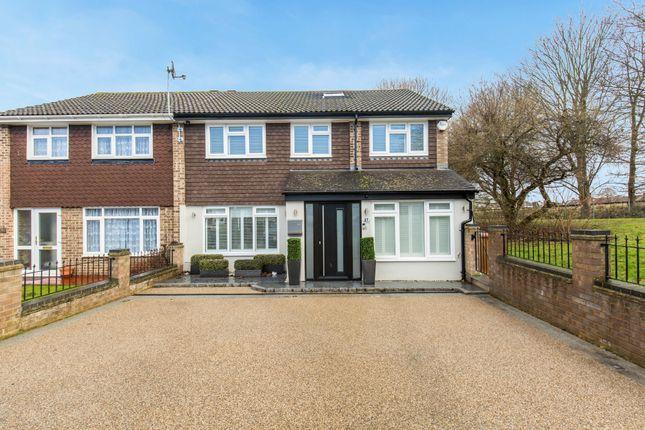 Thumbnail Semi-detached house for sale in Nicholas Road, Croydon