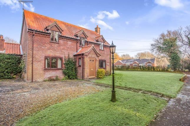 Thumbnail Detached house for sale in Great Fransham, Dereham