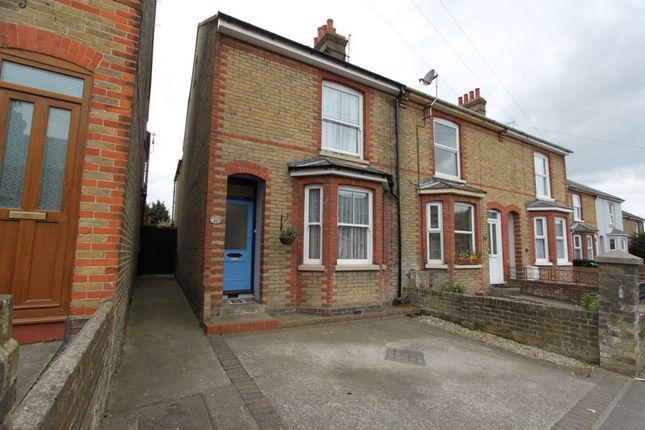2 bed end terrace house for sale in Southwall Road, Deal