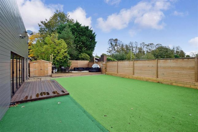 Thumbnail Detached bungalow for sale in Mill Lane, Wateringbury, Maidstone, Kent