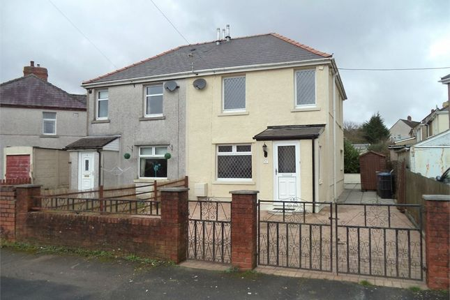 Thumbnail Semi-detached house for sale in Pen-Y-Dre, Ebbw Vale