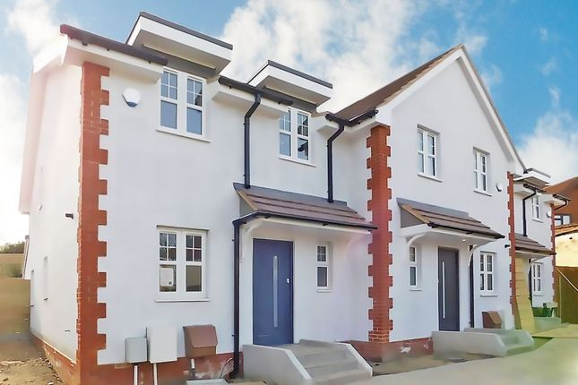 Thumbnail Semi-detached house for sale in Hilliers Lane, Beddington, Croydon