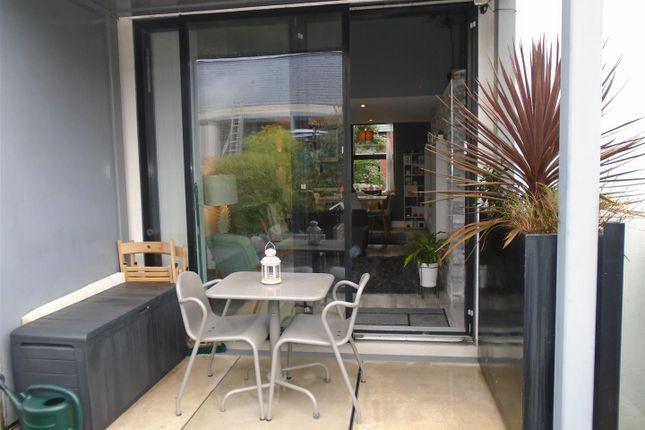 External of Reservoir Street, Salford M6