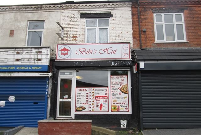 Thumbnail Retail premises to let in Stoney Lane, Balsall Heath, Birmingham
