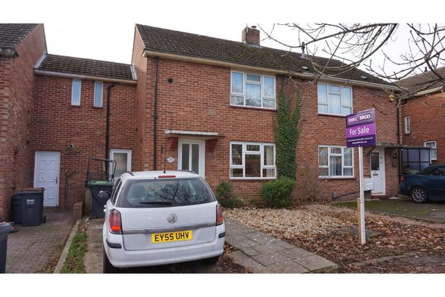 Thumbnail Semi-detached house for sale in Mill Road, Waterlooville