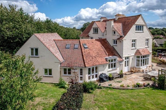 Thumbnail Detached house for sale in Wild Oak Lane, Trull, Taunton
