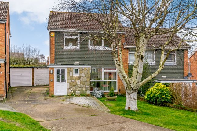 3 bed semi-detached house for sale in Oakfields, Guildford GU3