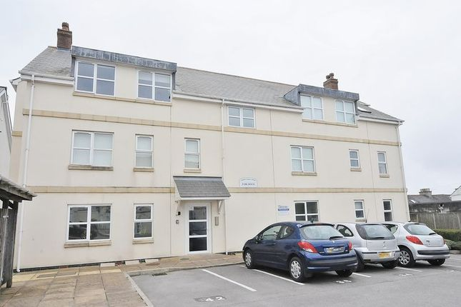 Thumbnail Flat for sale in Hawkers Lane, Plymouth
