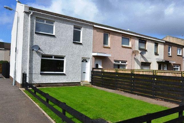 Thumbnail Terraced house for sale in Darg Road, Stevenston