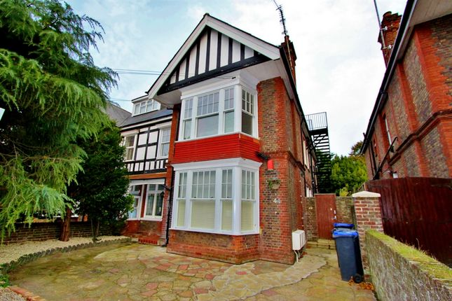 Thumbnail Flat to rent in Shakespeare Road, Worthing