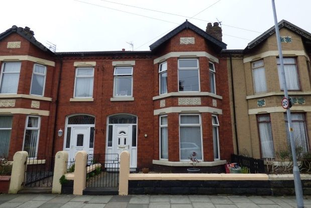 Thumbnail Property to rent in Hougoumont Avenue, Waterloo, Liverpool