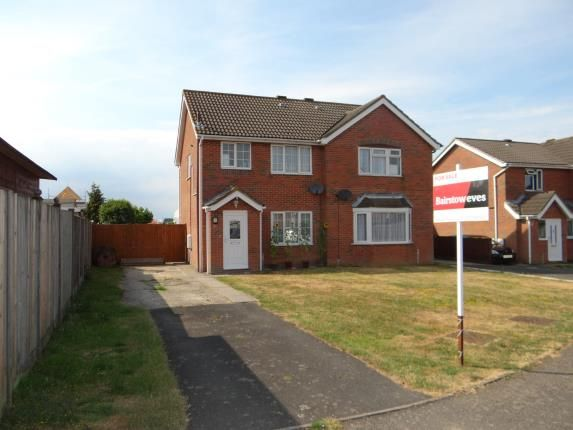 Thumbnail 3 bedroom end terrace house for sale in Coniston Drive, Aylesham, Canterbury, Kent