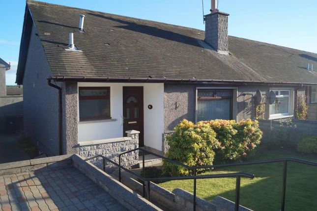Thumbnail End terrace house to rent in Gladstone Place, Dyce, Aberdeen