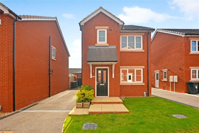 Thumbnail Detached house for sale in Daisy Hill Close, Morley, Leeds