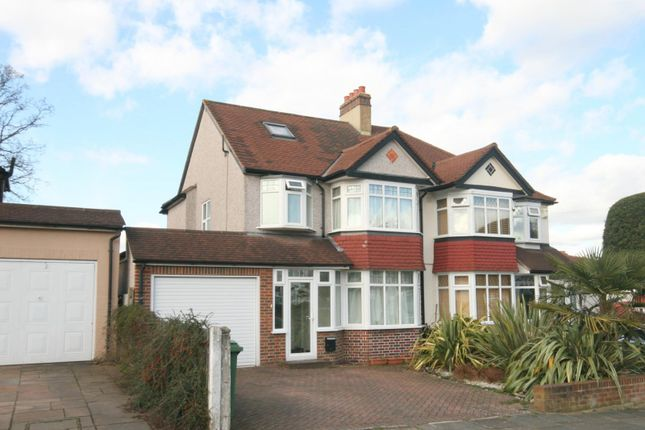 Thumbnail Property to rent in Ravensfield Gardens, Ewell, Epsom