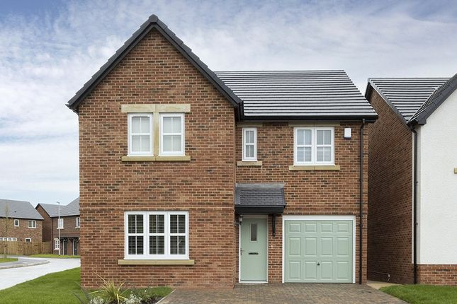 Thumbnail Detached house for sale in The Sanderson, Chester Low Road, Finchale