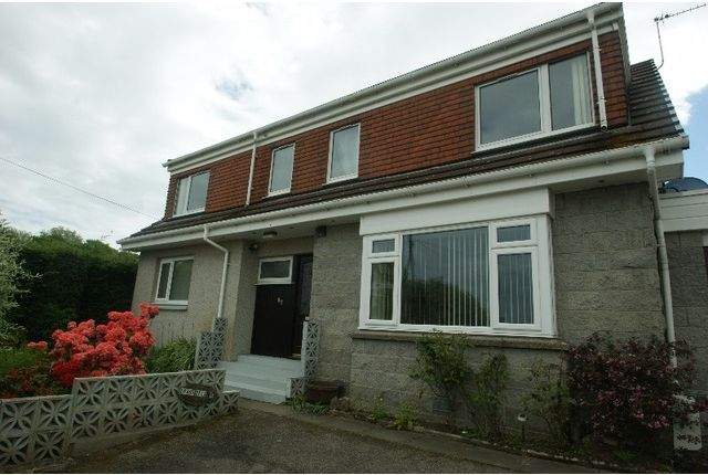 Thumbnail Detached house to rent in Leggart Avenue, Garthdee, Aberdeen