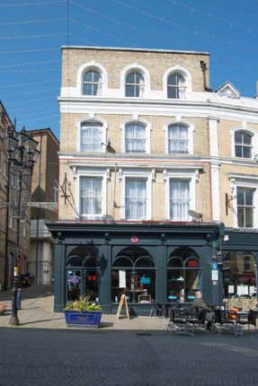 Thumbnail Flat to rent in Flat 1, 13 Rendezvous Street, Folkestone