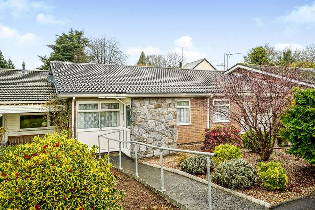 Thumbnail Terraced bungalow for sale in Brookwood Close, South Brent