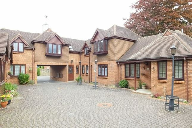 Thumbnail Flat for sale in High Street, Chobham, Woking