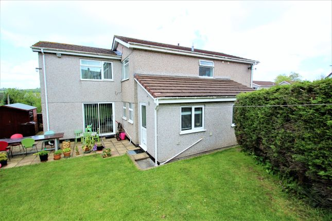 Detached house to rent in Tern Gardens, Plympton, Plymouth