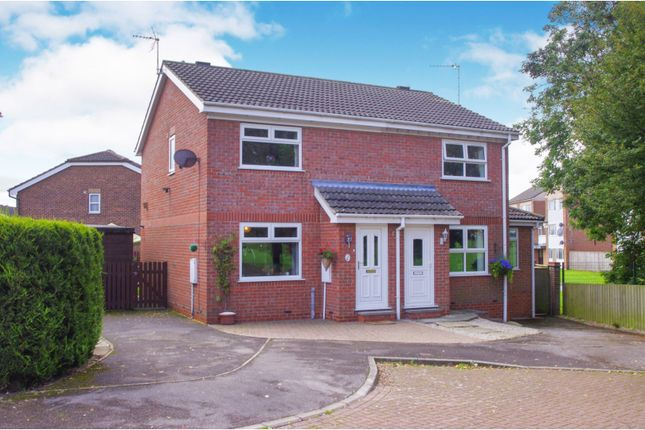 Thumbnail Semi-detached house for sale in Hailstone Drive, Northallerton