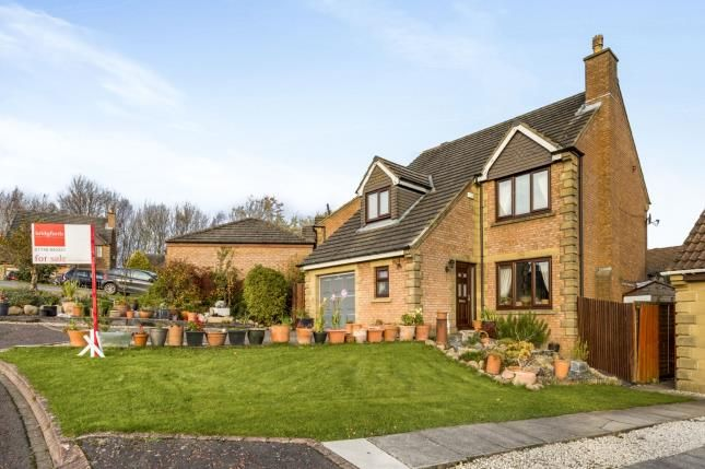 Thumbnail Detached house for sale in Pinder Close, Richmond, North Yorkshire