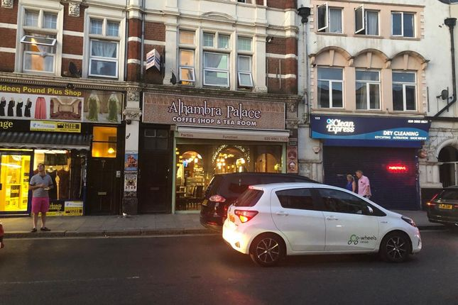 Thumbnail Restaurant/cafe for sale in High Street, Harlesden