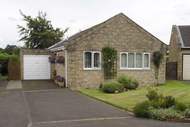 Thumbnail Bungalow for sale in Whitegates, Longhorsley, Morpeth