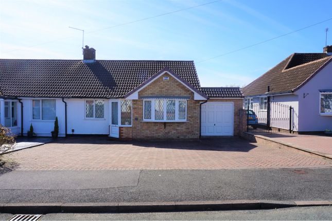 Thumbnail Bungalow for sale in Mountford Crescent, Walsall