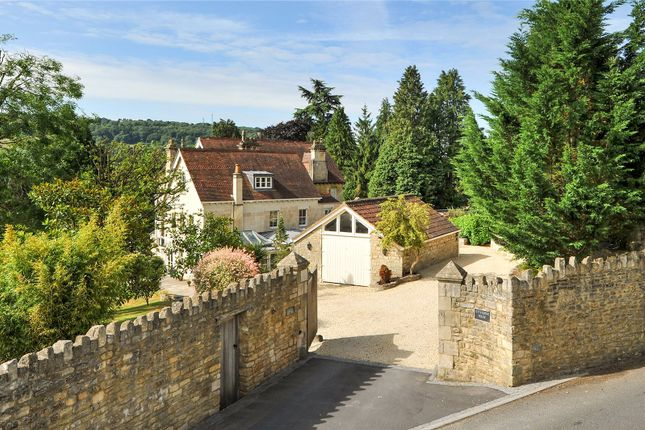 Thumbnail 5 bedroom semi-detached house for sale in Bailbrook Lane, Bath