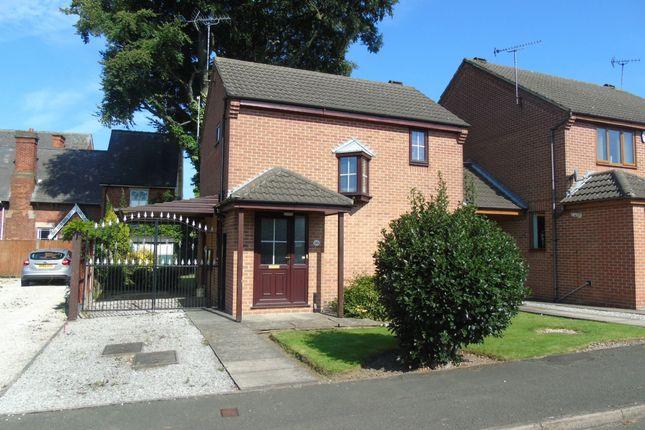Thumbnail Detached house to rent in Hawthornes Avenue, South Normanton, Derbyshire