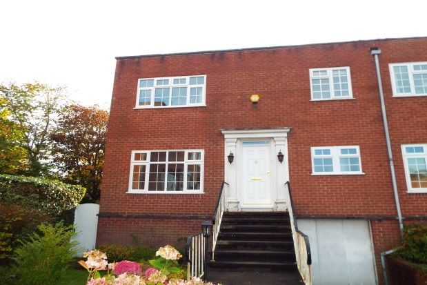 Thumbnail Property to rent in Parkfield Court, Parkfield Road, Altrincham