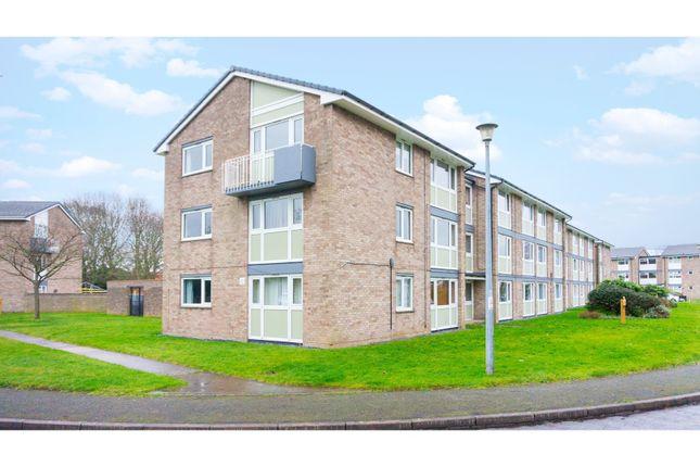 Thumbnail Flat for sale in Williams Close, Brampton, Huntingdon
