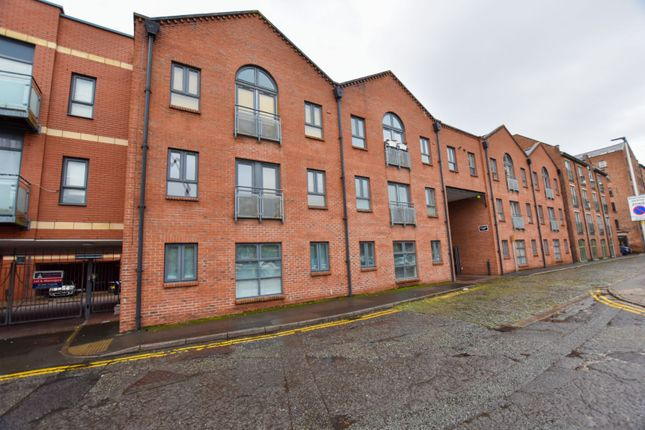 Thumbnail Flat for sale in Steam Mill Street, Chester