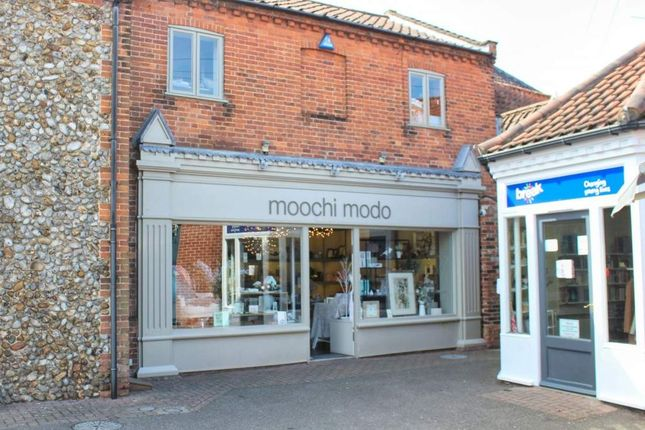 Thumbnail Retail premises to let in Holt, Norfolk