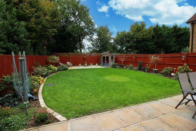 Garden of London Road, West Kingsdown TN15
