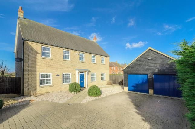 5 bed detached house for sale in Longmeadow, Bedford, Bedfordshire