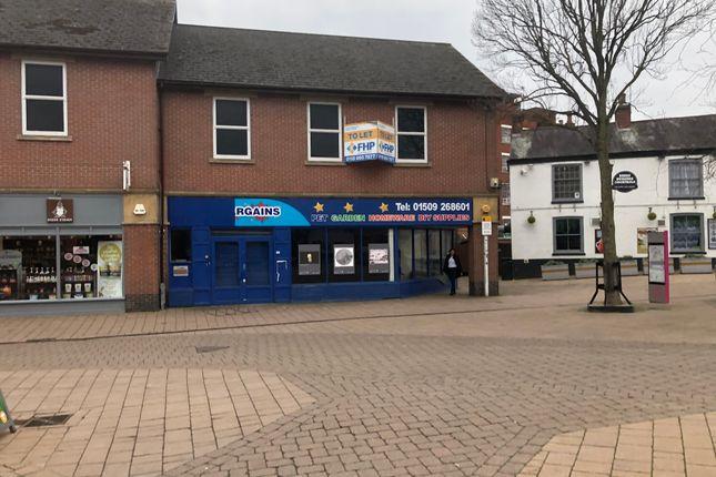 Thumbnail Retail premises to let in Market Street, Loughborough